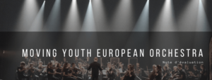 Moving youth european orchestra
