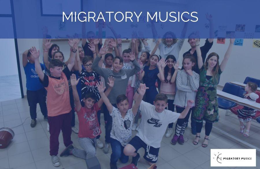 migratory music blue