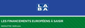 Les financements européens à saisir