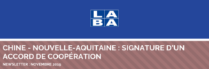 Signature d'un accord de coopération