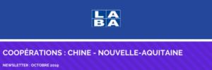 Coopération Chine-Nouvelle Aquitaine