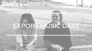 Export music days - Interview Haying Song